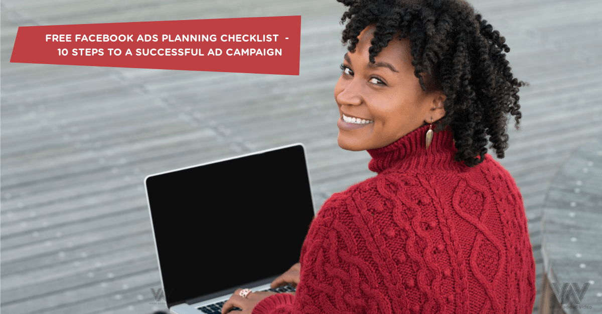 FREE Facebook Ads Planning Checklist
