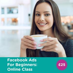 facebook ads for beginners online class