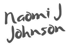 Naomi J Johnson signature