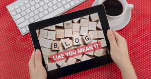 21 ideas for faster blog post writing