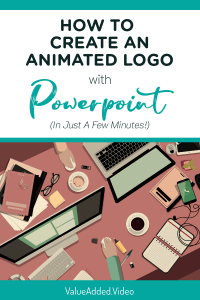 Create An Animated Logo With Powerpoint