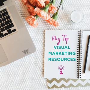 visual marketing resources guide