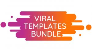 viral templates bundle