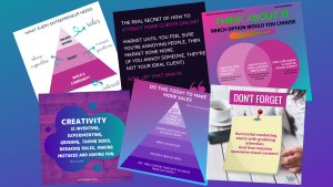 viral content templates example images