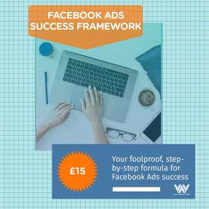 facebook ads success framework - value added video