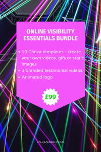 online visibility essentials by value added video