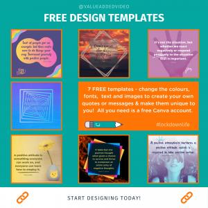 free design templates