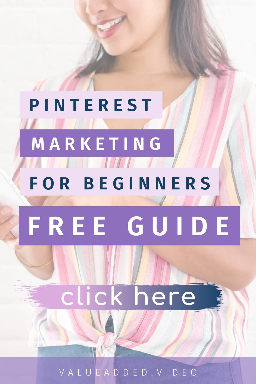 free guide pinterest marketing for beginners