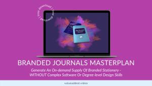 Branded Journals Masterplan